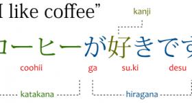 Japans 3 alfabeter