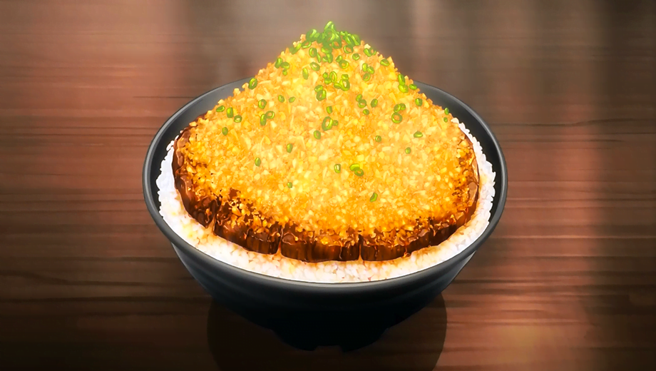 Chaliapin Steak Don anime