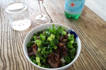Chaliapin steak donburi