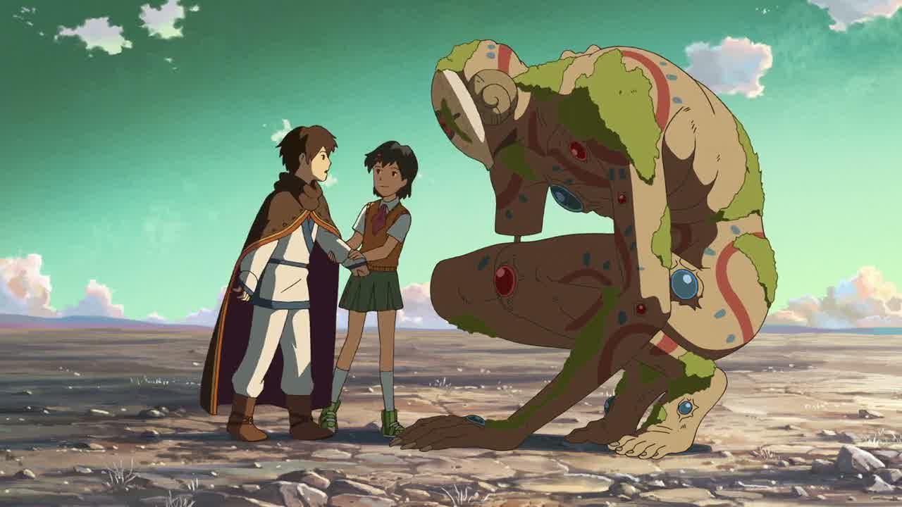 Makoto Shinkai film