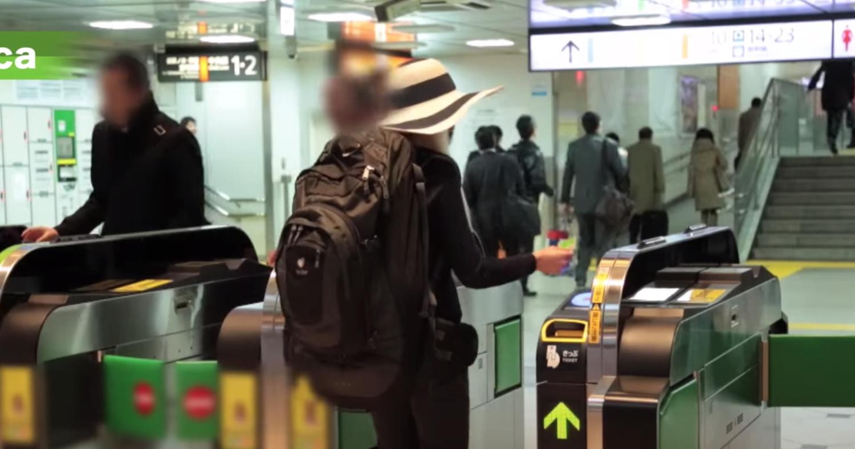 brug af japansk rejsekort